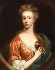 PORTRAIT OF A WOMAN (ENGLISH SCHOOL, 18TH CENTURY). Lot 314