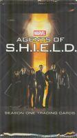 Rittenhouse Agents of SHIELD (Season 1) 6 Factory Sealed Hobby Packs