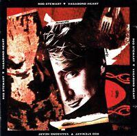 (CD) Rod Stewart -Vagabond Heart - Rhythm Of My Heart, Broken Arrow, Rebel Heart