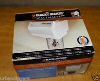 12733 Black & Decker Spacemaker Under Cabinet Food Processor Coffee Grinder RV