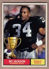 Bo Jackson '87 Oakland Raiders Monarch Corona Rookie All Star #17