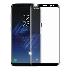 Samsung Galaxy S8 Curved Tempered Glass Screen Protector Full Coverage