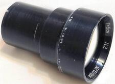 Objective po-109-1a 1,2/50 for proettori USSR Objektiv lens