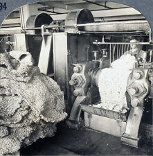 Keystone Stereoview Washing Rubber at Factory, Akron, OH from 1930's T600 Set #B