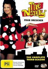 The Nanny : Season 3 (DVD, 2009, 3-Disc Set)