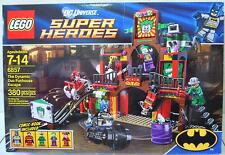 LEGO DC BATMAN II 6857 The Dynamic Duo Funhouse Escape