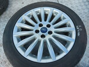 Ford mondeo mk4 17in alloy wheel  #21s c1
