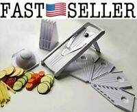 5 In 1 Multi-Functional V Slicer, Ideal For Healthy Salads, Vegetables And Fruit