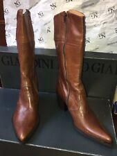 NUOVI - Stivali marroni Nero Giardini - misura 38