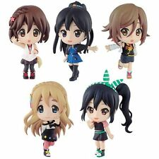 Anime K-On! 5th Anniversary Ichiban Kuji Prize J Figure Full Set Banpresto Japan