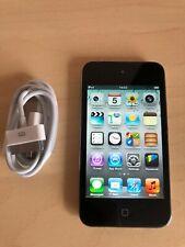 Apple iPod Touch 4. Generation 32GB Schwarz