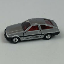Tomica Toyota Corolla 1/61 Silver Japan Issue #78