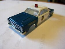 Police Car BODY NOS Thunderjet Tjet
