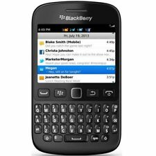 2.8'' BlackBerry 9720 Bluetooth 5Mp 3G Qwerty Unlocked Smartphone