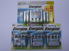 Lot de 24 Piles AA LR6 Energizer Eco Advanced Alkaline 1,5 V NEUF