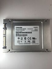 "Toshiba 128GB 2,5"" SATA SSD Solid State Hard Drive THNSNF128GCSS FREE S/H"