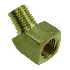 "Brass Pipe Elbow Coupler Fitting Adapter 1/8"" Male NPT*1/8"" Female NPT 45 Degree"