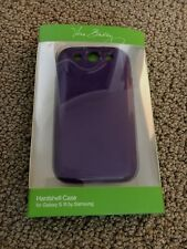 Vera Bradley Samsung Galaxy S3 III Hard Shell Cover Case Purple