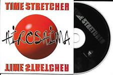 CD CARDSLEEVE CARTONNE TIME STRETCHER HIROSHIMA 2T DE 1998 TBE