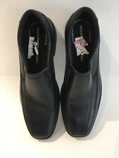 Rockport Men's Style Crew Slip-On Loafer Black Shoes A13720 NEW Other Size 13M