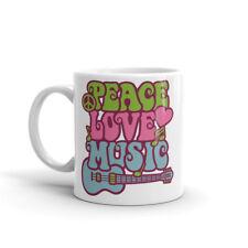 AMORE Pace musica di alta qualità 10oz Tazza Da Caffè Tè #5939