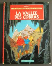 HERGE Jo, zette et Jocko Tome 5 - ÉTAT CORRECT - Ed. Casterman - Janvier 1966