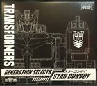 Takara Tomy Transformers / Generations Select Star Convoy