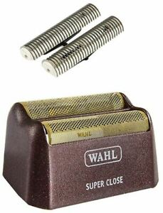 Wahl 5 Star Shaver Gold Replacement Foil & Cutter Bar Assembly Super Close