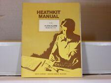 Unbuilt Heathkit GD-1701 Flood Alarm Home Protection Electronic Kit Collectable