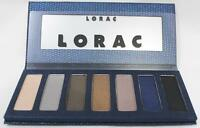 LORAC THE SKINNY EYE SHADOW PALETTE IN NAVY AUTHENTIC FROM US