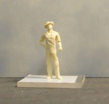 G  Or 1/24-1/25 scale  #1013 Figure UNPAINTED Resin-  NO MINNESOTA SALES