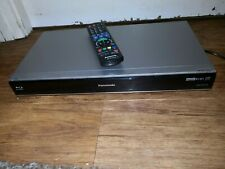 More details for panasonic dmr-pwt635 smart 3d blu-ray recorder ( 1tb) twin tuner freeview+  wifi