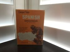 Compact Facts: Spanish Grammer Cards J.K. Leslie 1963 Visual education
