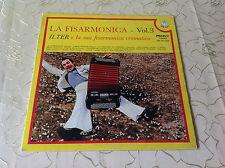 """La FISARMONICA VOL. 3 (LP) """"ilter e la sua fisarmonica cromatica"""" [IT/Penny Rec.]"""