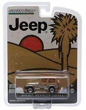 NEW! 1:64 Greenlight *HOBBY EXCLUSIVE* 1993 Jeep Wrangler SAHARA Edition *NIP*