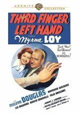 Third Finger, Left Hand DVD NEW