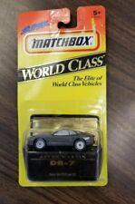 Matchbox World Class Austin Martin DB-7 New in Package