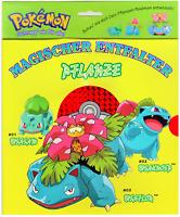 Pokémon - MAGISCHER ENTFALTER - PFLANZE - Bisasam Bisaknosp 📣 PREIS█▬█ █ ▀█▀