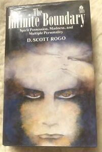 The Infinite Boundary By D Scott Rogo