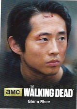 The Walking Dead Trading Cards Season 4 Part 2 Chase Card C10 Glenn Rhee