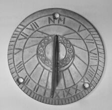 "Vintage Sun Dial, Williamsburg Stieff Pewter, CW 43, 3"" Diameter,  #4241"