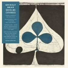 Grizzly Bear-Shields: Expanded (LIMITED EDITION) 2 CD NEUF