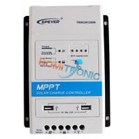 40A/30A/20A/10A TRIRON Modular MPPT Solar Charge Controller Regulator 12V/24V CE