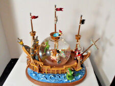 Rare! Peter Pan and Pirate Ship /Comes with Box