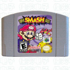 For Game Super smash bros N64 Video Game Cartridge Console English US version