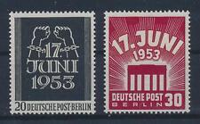 Berlin 110/11 postfrisch / 17. Juni (6078) .....................................