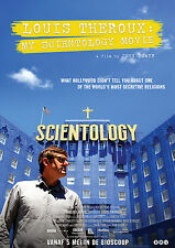 Louis  Theroux  :  My   Scientology   Movie    film    poster.