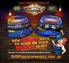 FORD FALCON GT 50TH ANGRY BIRDS Bucket Hat Adult Bucket hat