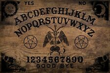 Ouija Board - Plank Design from OccultBoards & Planchette (Free Shipping)
