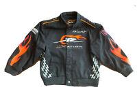 Vintage NASCAR Dale Earnhardt Jr. JACKET  Authentic JH Designs Size Small 6